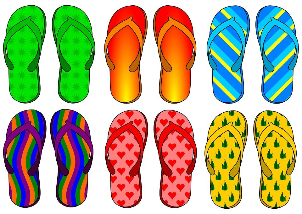 Flip Flop Shoes 183 Free Photo On Pixabay