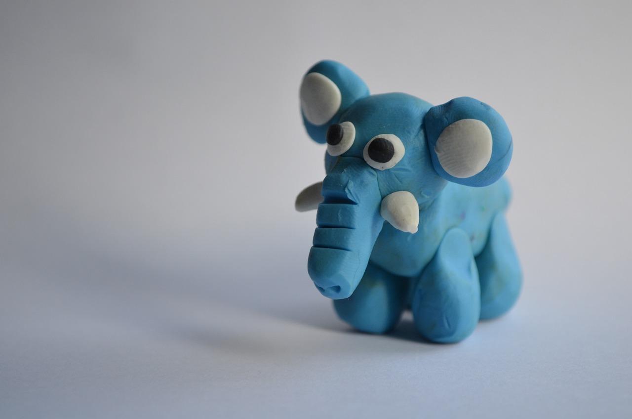 Пластилиновый слон картинки
