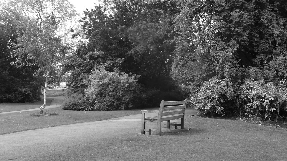 Panchina Lungomare : Panchina lungomare park · foto gratis su pixabay