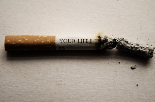 Your Life Cigarette Smoking Habit Addictio