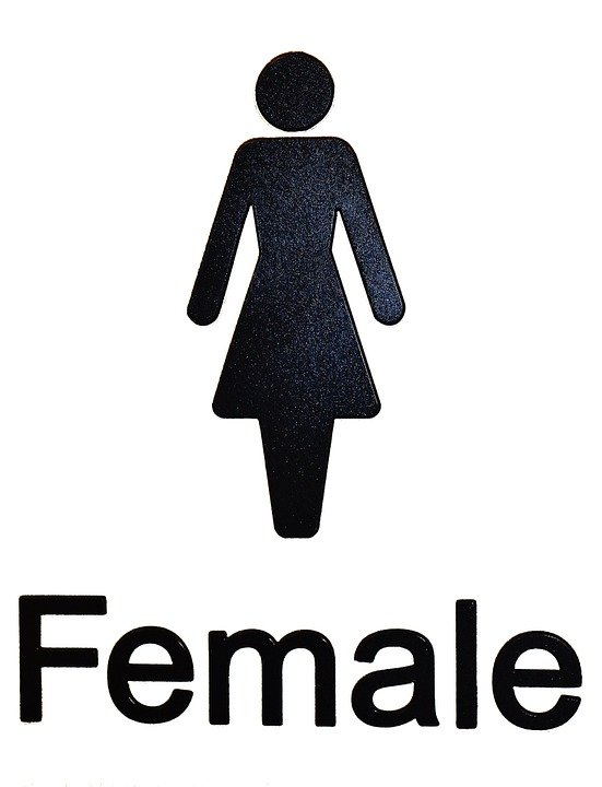 Female Sign Woman Free Image On Pixabay