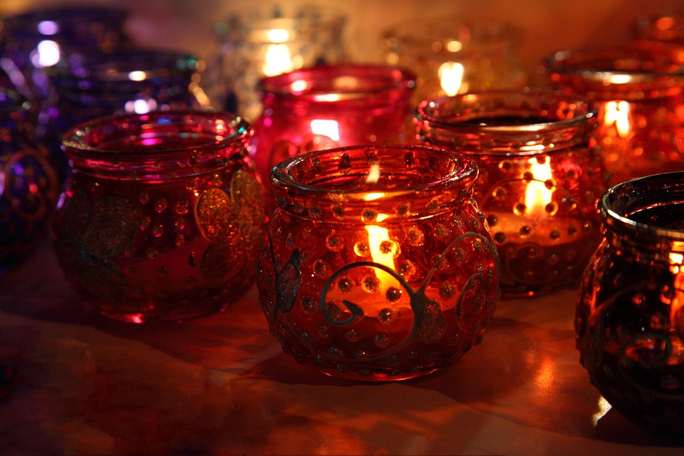 Free Photo Art Asian Lit Bright Candle Free Image