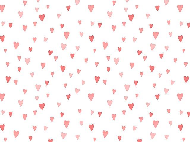 kostenlose illustration rosa herzen hintergr nde muster kostenloses bild auf pixabay 20967. Black Bedroom Furniture Sets. Home Design Ideas