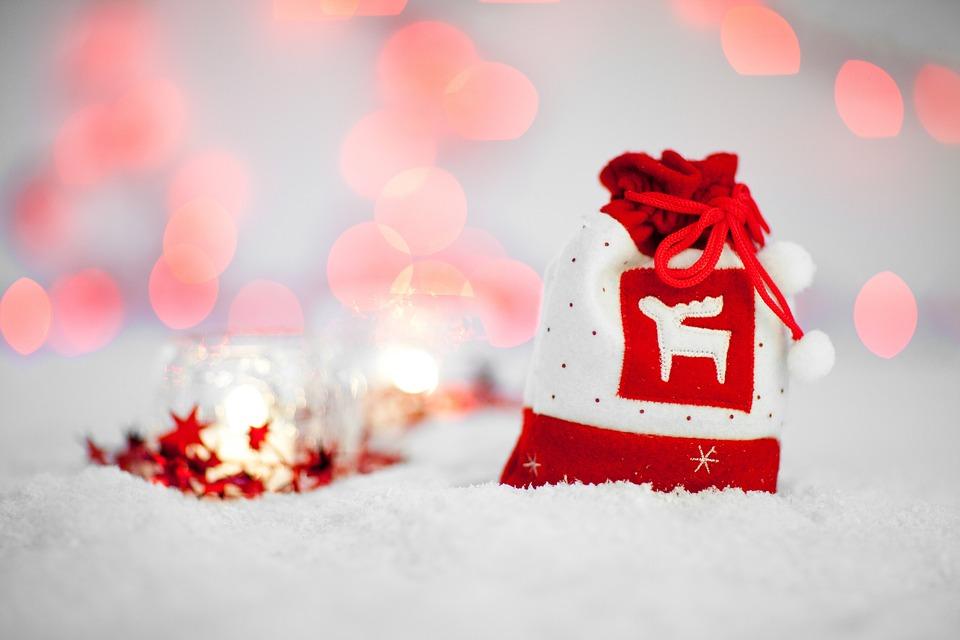 Мешок, Празднование, Рождество, Концепция, Декабрь