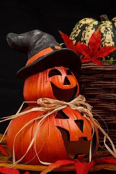 autumn decor decoration decorative - Halloween Pics Free