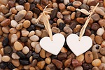 dekoracja, serce, miłość