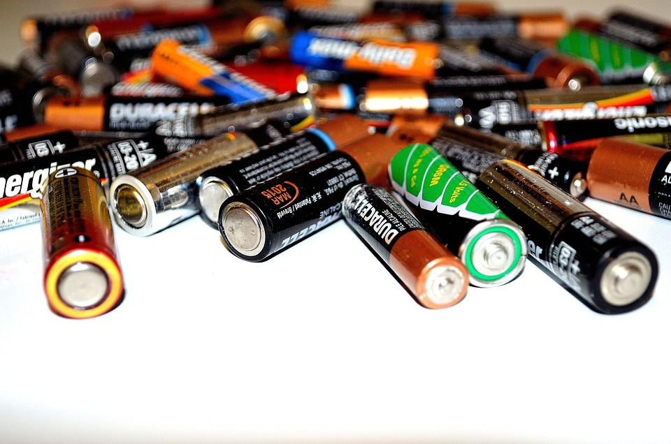 De La Batería, Reciclaje, Energía, Baterías, Recargable
