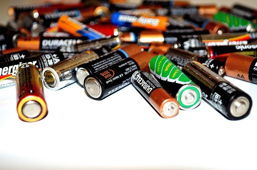 Battery, Recycling, Energy, Batteries