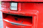 mailbox, background, architecture