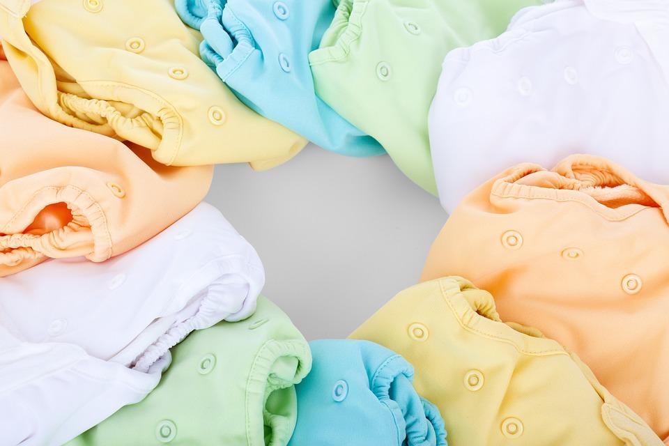 赤ちゃん, 布, 衣料品, 色, カラフルです, 快適さ, おむつ, 生態系, 生態, 衛生, 幼児, 分離