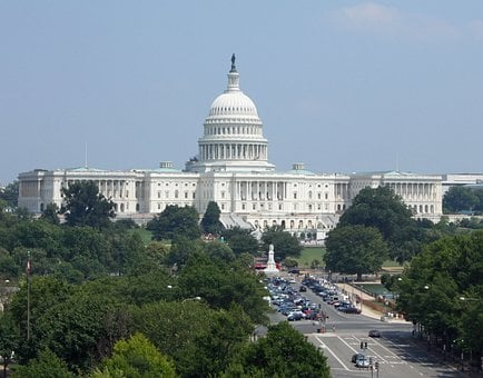 Capitol, Washington, Dc, Architecture