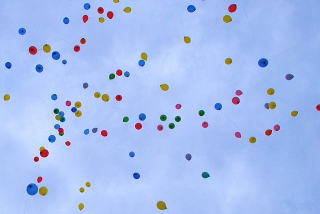 Gratis Foto Ballonnen Ballon Kleurrijke Gratis