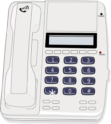 Telefone, Receptor, Chamada, Digital, VoIP
