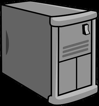 Computer, Pc Tower, Desktop, Pc, Data