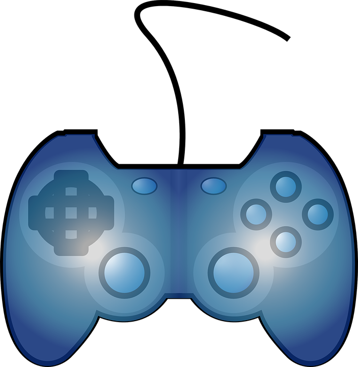 Free vector graphic: Gaming, Controller, Electronic, Toy ...