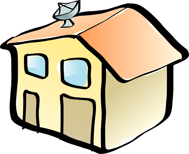free vector graphic house  satellite dish  residential free vector bird nest free bird vector graphics