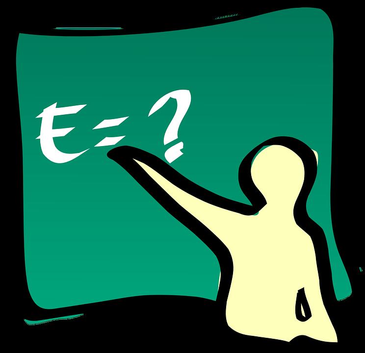 Profesor, Teoría De La Relatividad, Ecuación