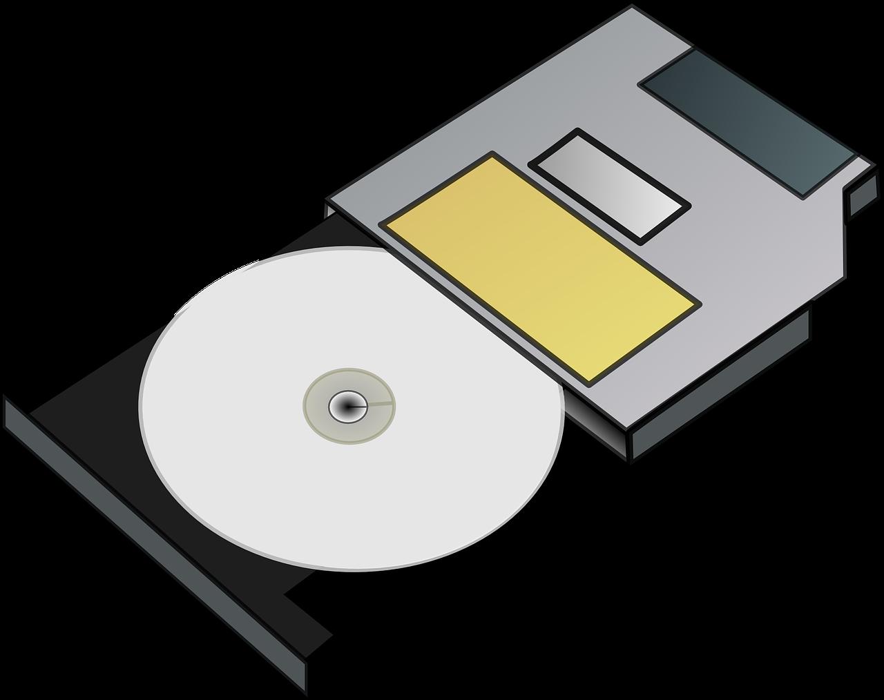 Рисующие дисководы