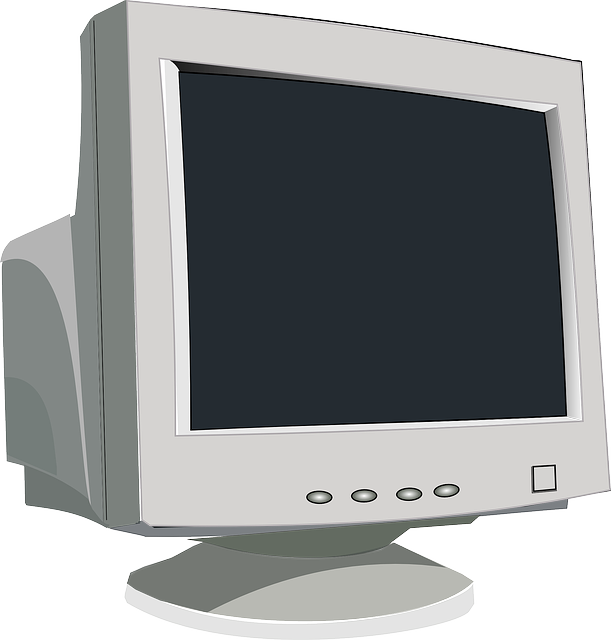 Monitor Computer Screen 183 Free Vector Graphic On Pixabay