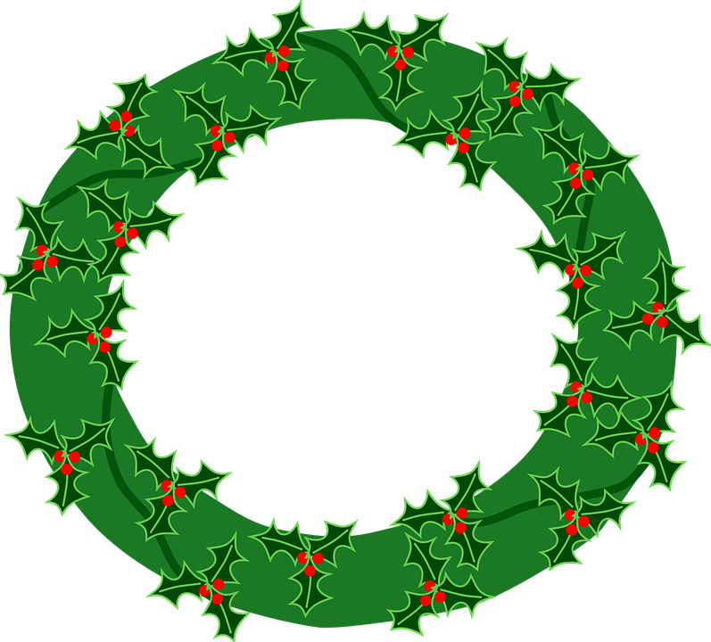 Free vector graphic: Wreath, Advent Wreath, Decoration - Free Image on ...
