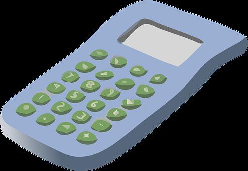 Calculator, Office, Computer, Finance