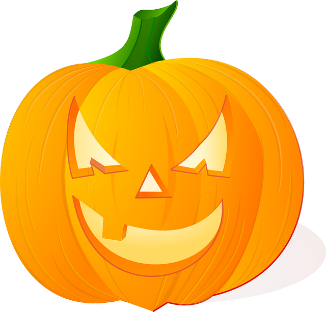 Pumpkin Jack-O'-Lantern Face · Free vector graphic on Pixabay