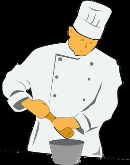 100 Free Chef Cooking Vectors Pixabay