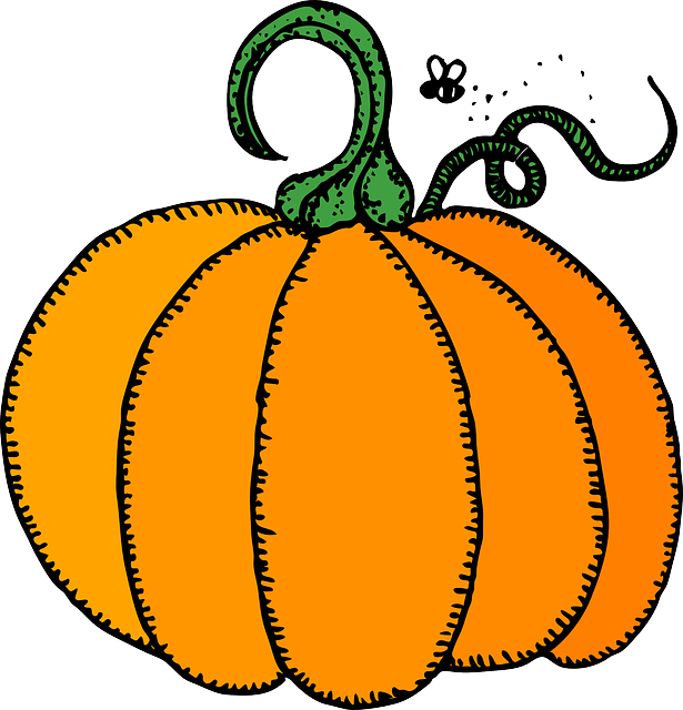 Free vector graphic: Pumpkin, Winter Squash, Fruits Free