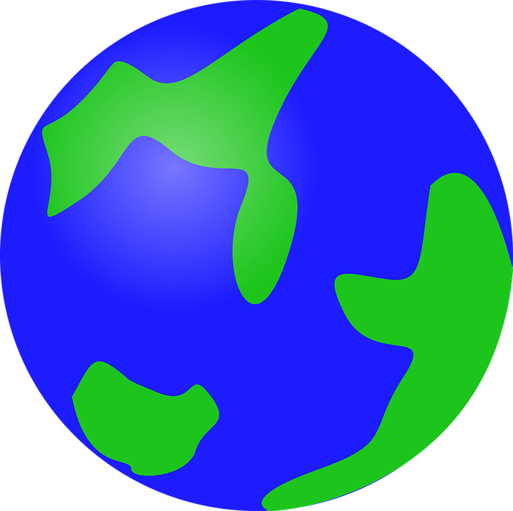 globe world planet free vector graphic on pixabay rh pixabay com free vector globe world map free vector globe map