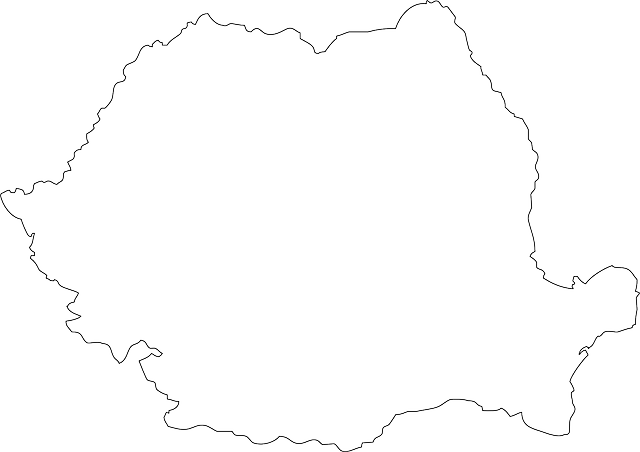 Pin Location Map Free Vector Graphic On Pixabay: Romania Map Country European · Free Vector Graphic On Pixabay