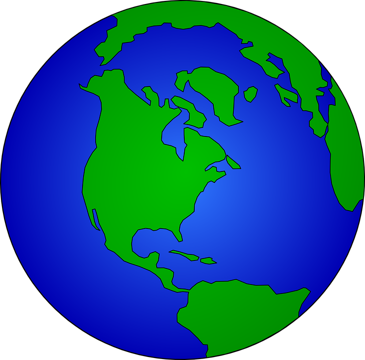 Free vector graphic earth globe world america free image on earth globe world america geography planet global sciox Image collections