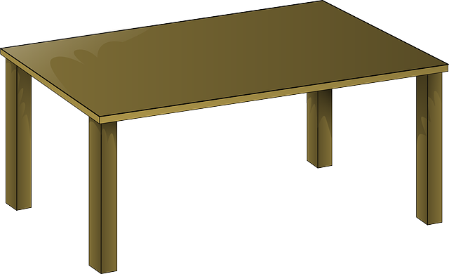 table wooden desk  u00b7 free vector graphic on pixabay