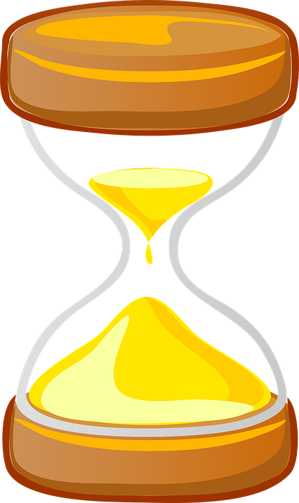 hourglass timer sand free vector graphic on pixabay
