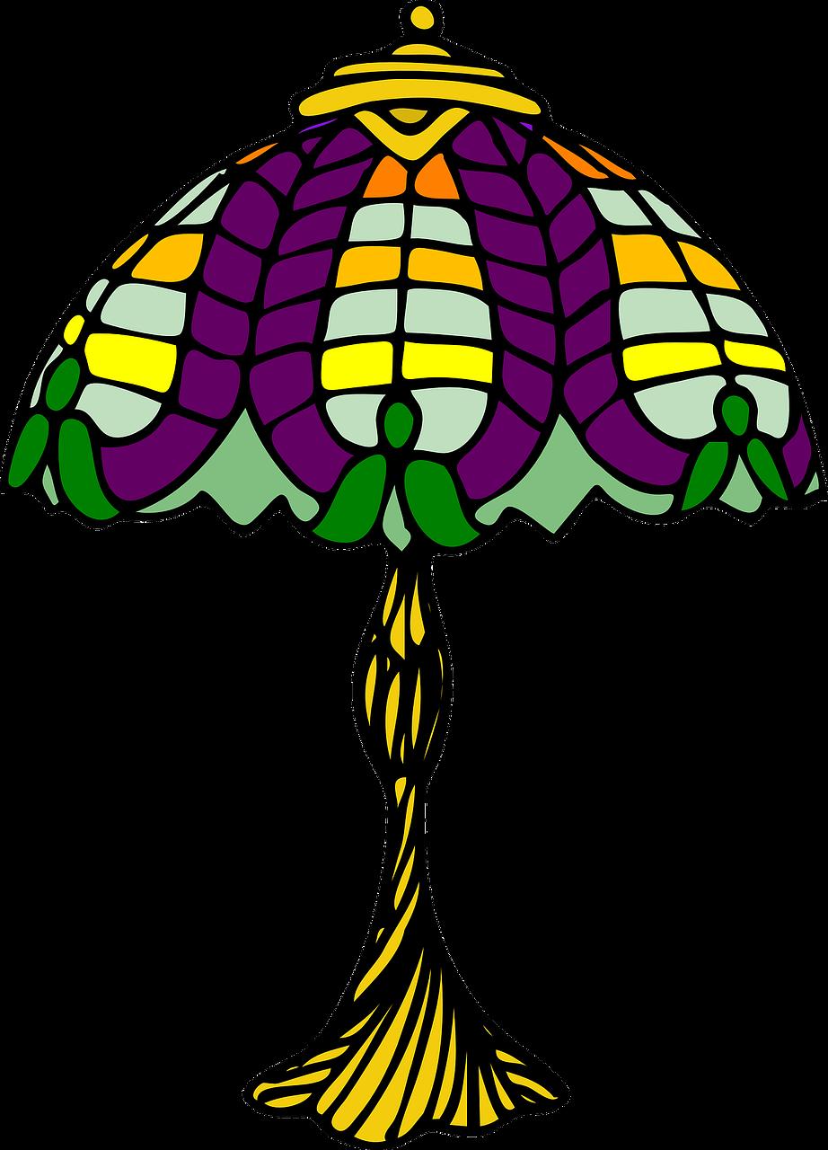 Светильник рисуем