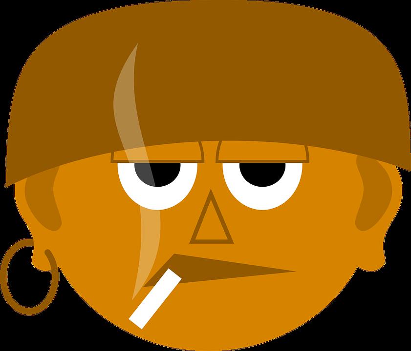 Smoker, Cigarette, Tobacco, Addiction, Nicotine, Health