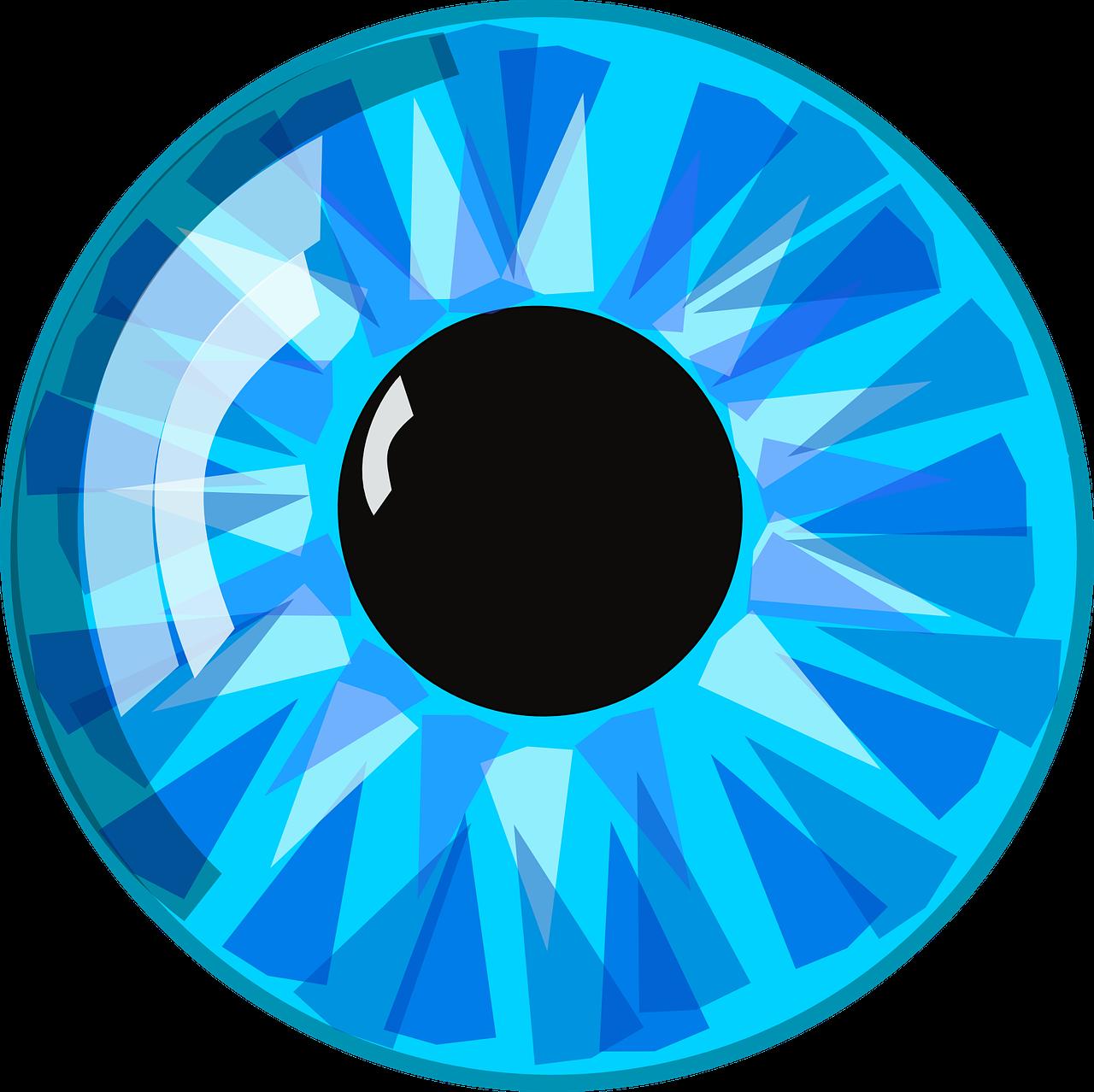 bluest eye outline