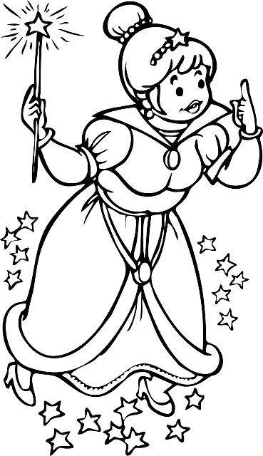 Godmother Fairy Magical · Free vector graphic on Pixabay