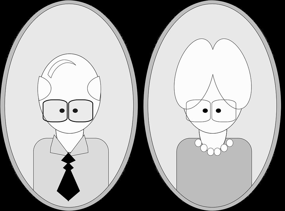 Unduh 7100  Gambar Animasi Kakek Nenek Romantis HD Free Downloads