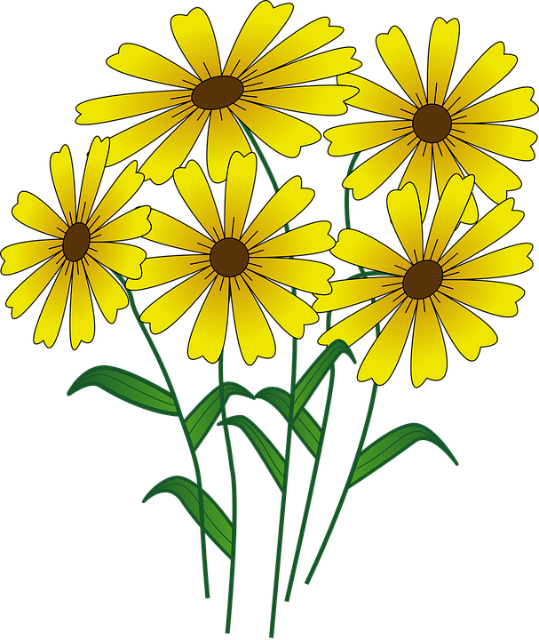 Flowers yellow daisy free vector graphic on pixabay flowers yellow daisy beautiful blossom floral mightylinksfo