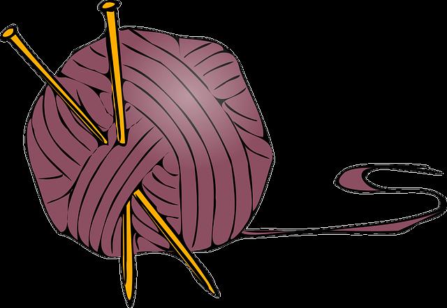 tricot boule laine  u00b7 images vectorielles gratuites sur pixabay