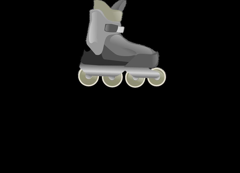 Rollerskating Roller Skate 183 Free Vector Graphic On Pixabay