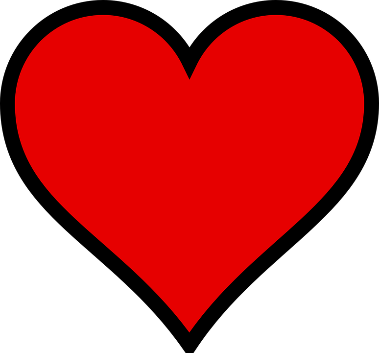 heart shape red free vector graphic on pixabay rh pixabay com vector heart shape illustrator download vector heart shape free