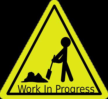Work-In-Progress, Segno, Attività