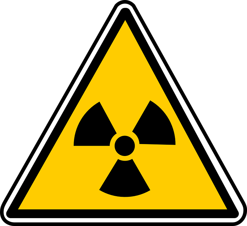 Sign Nuclear Uranium Free Vector Graphic On Pixabay