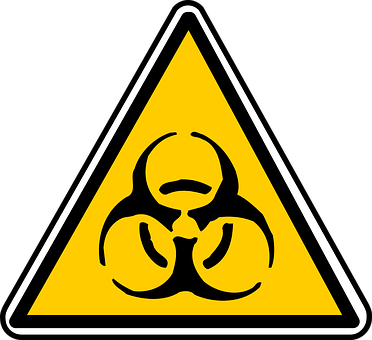 Biohazard, Sign, Symbol, Toxic