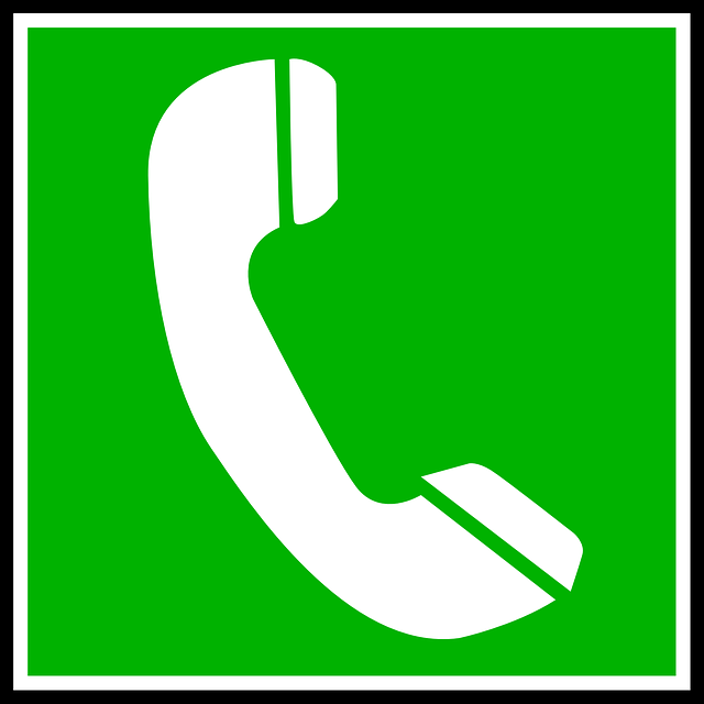 Phone Receiver Telephone Free Vector Graphic On Pixabay