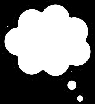 Thoughts, Speech, Bubbles, Idea