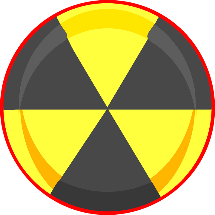 Nuclear Symbols Signs Free Vector Graphic On Pixabay