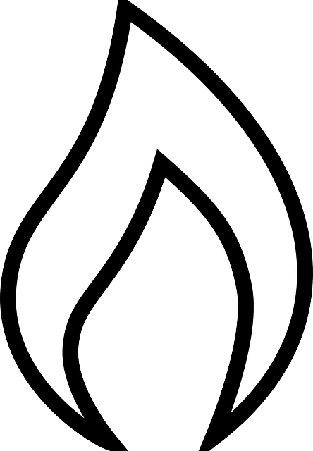 Fire black symbols free vector graphic on pixabay for Simboli gas dwg