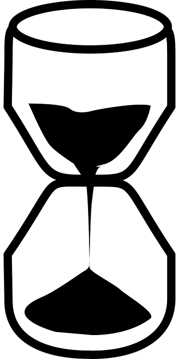 Hourglass, Timer, Countdown, Deadline